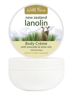 Ảnh số 1: Kem dưỡng thể Lanolin tinh dầu bơ và ô-liu - Giá: 492.000