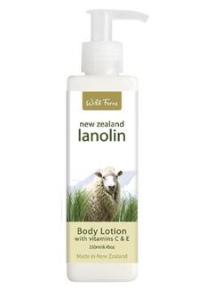 Ảnh số 2: Nước dưỡng thể Lanolin vitamin C & E - Giá: 492.000