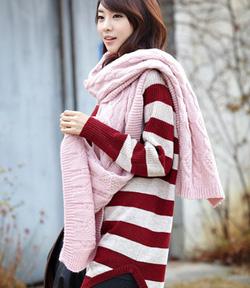 Ảnh số 18: Khăn len đan tay - Giá: 1.000