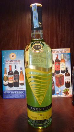 Ảnh số 23: Eventus Pinot Grigio - Giá: 638.000