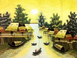 Ảnh số 45: Miền sông nước - Giá: 750.000