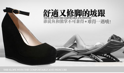 Ảnh số 38: giày đế xuồng nhung - Giá: 300.000