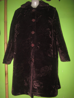 Ảnh số 30: áo khoác lông dài dày ấm - Giá: 750.000