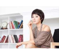 Ảnh số 32: Tóc bộ Nữ Hàn Quốc - Giá: 700.000