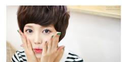 Ảnh số 38: Tóc bộ Nữ Hàn Quốc - Giá: 650.000