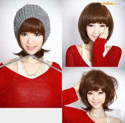 Ảnh số 72: Tóc bộ Nữ Hàn Quốc - Giá: 700.000