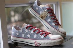 Ảnh số 63: Converse Made in VN - Giá: 420.000
