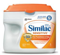Ảnh số 14: similac sensitive - Giá: 580.000