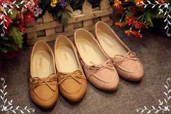 Ảnh số 19: giầy vintage màu hồng - Giá: 180.000