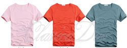 Ảnh số 34: áo phông trơn - Giá: 140.000