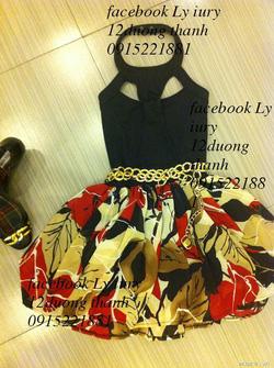 Ảnh số 7: váy hoa - Giá: 750.000