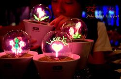 Ảnh số 19: đèn love - Giá: 180.000