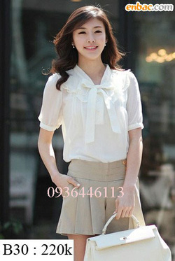?nh s? 30: Áo đủ màu đủ Size - Giá: 220.000