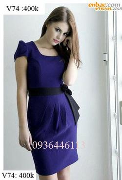 Ảnh số 74: Váy đầm , đủ size - Giá: 400.000