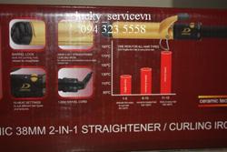 ?nh s? 21: Máy CERAMIC 38MM 2 in 1 - Giá: 400.000