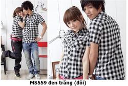 Ảnh số 22: MS559 đen trắng - Giá: 200.000