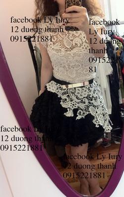 Ảnh số 91: áo ren Thái - Giá: 950.000
