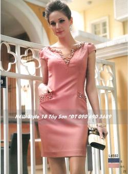 Ảnh số 9: Váy Beauty mark L4592 - Giá: 1.900.000