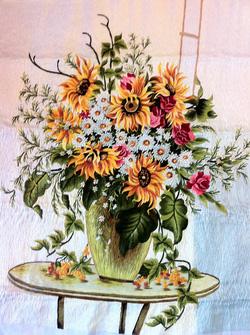 Ảnh số 34: Hoa hướng dương - Giá: 3.500.000