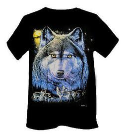 ?nh s? 18: áo phông nam mẫu sói - Giá: 220.000