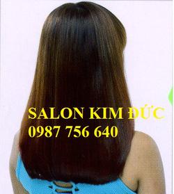 Ảnh số 5: tóc ép - Giá: 650.000