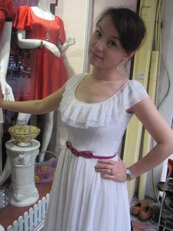 ?nh s? 72: Váy ren - Giá: 485.000