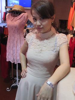 ?nh s? 88: Váy ren - Giá: 485.000