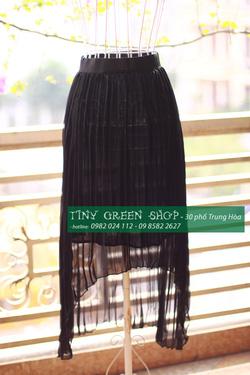 Ảnh số 73: Váy mullet dập - Giá: 180.000
