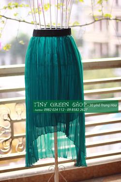 Ảnh số 75: Váy mullet dập - Giá: 180.000