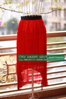 Ảnh số 76: Váy mullet dập - Giá: 180.000
