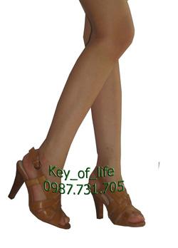 Ảnh số 40: P290: Sandal Paradis couleur - Giá: 290.000