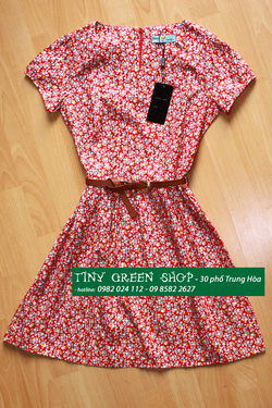Ảnh số 92: Váy vintage, - Giá: 230.000