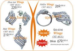 Ảnh số 25: bộ wings - Giá: 679.000