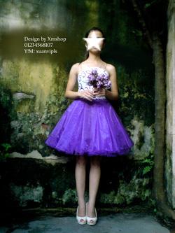 Ảnh số 7: váy prom - Giá: 500.550.000