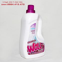 Ảnh số 32: Nước giặt len,lụa DOMAL 1,5lit: - Giá: 130.000