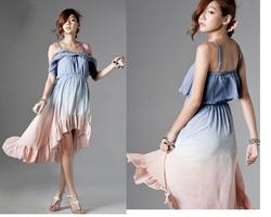 Ảnh số 46: váy voan mullet - Giá: 280.000