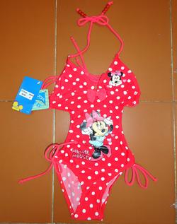Ảnh số 37: Áo bơi bi hồng chuột Mimi Lyrca - Giá: 145.000