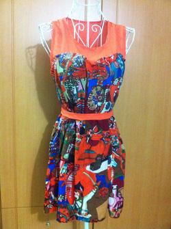 Ảnh số 17: váy lủng lanh thô - Giá: 170.000