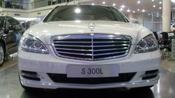 ?nh s? 1: Mercedes S300 - Giá: 4.303.000.000