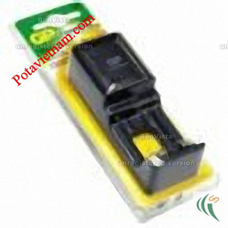 ?nh s? 15: Bộ, máy điện sạc pin thông dụng, sạc pin chậm 12h, 2 khay sạc pin, không kèm pin sạc AA/pin sạc AAA, Sạc pin GP PB330GSC-2SW1 - Giá: 190.000
