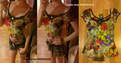 Ảnh số 44: áo  chanel hoa bướm - Giá: 310.000