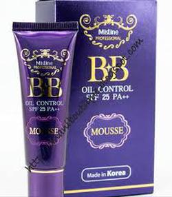 Ảnh số 10: Mistine BB oil control SPF 25 PA++ - Giá: 180.000