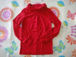 ?nh s? 20: Áo cổ lọ đỏ BASIC 45 - Giá: 75.000