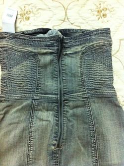 Ảnh số 37: váy jeans hàng usa size M NEW 100 - Giá: 600.000