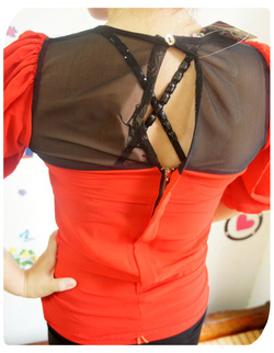 Ảnh số 73: áo voan pha ren - Giá: 150.000