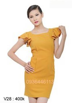 Ảnh số 28: Váy đầm , đủ size - Giá: 400.000