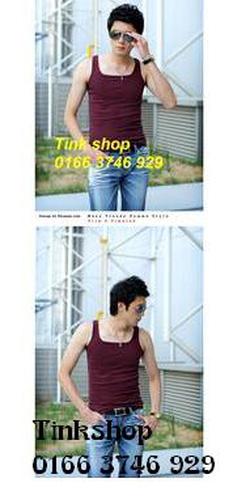 Ảnh số 7: Áo Ba lỗ cổ chữ nhật- new 20i2 Mng Stick(Design by Korea) - Giá: 85.000