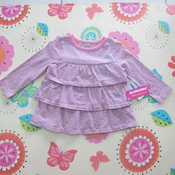?nh s? 100: Áo váy kẻ hồng ghi OLD NAVY 65 - Giá: 95.000