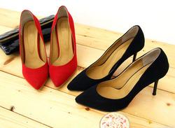 Ảnh số 27: Giày cao gót SL mũi nhọn - Giá: 240.000