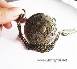 Ảnh số 17: Đồng hồ cổ con rồng - Giá: 120.000